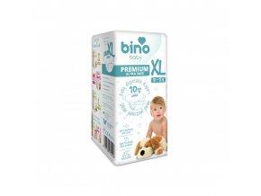 bino baby premium xl 10 17 kg detske pleny 10 ks cz