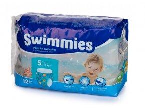 Swimmies S ,7 13 kg ,12 ks