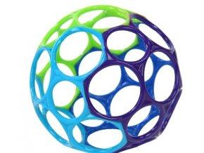 Hračka OBALL 10 cm 0m+, tyrkysová
