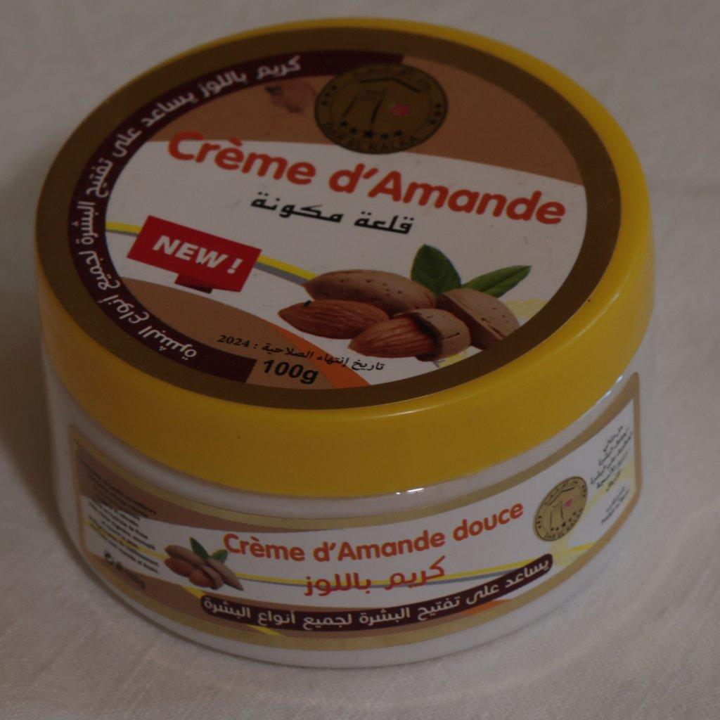 Mandlový krém - 100g