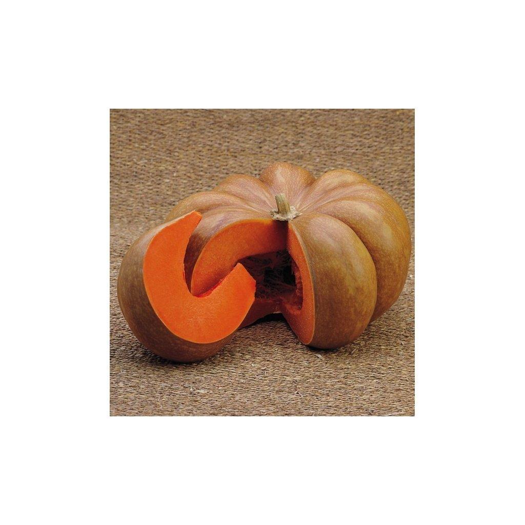 Dýně Musquee de Provence - tykev muškátová pižmová - semena tykve 6 ks
