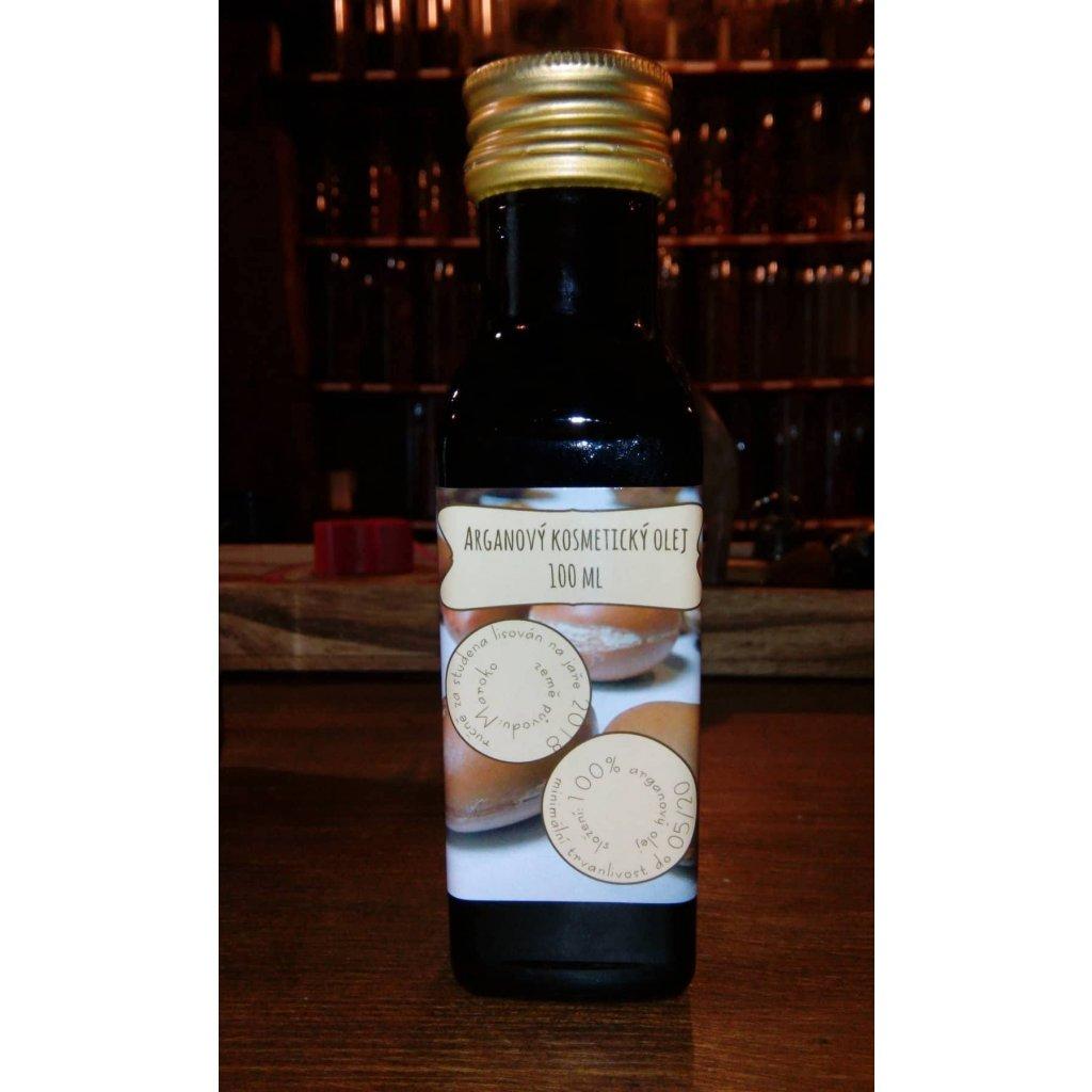 Čerstvý arganový olej - kosmetický 100ml