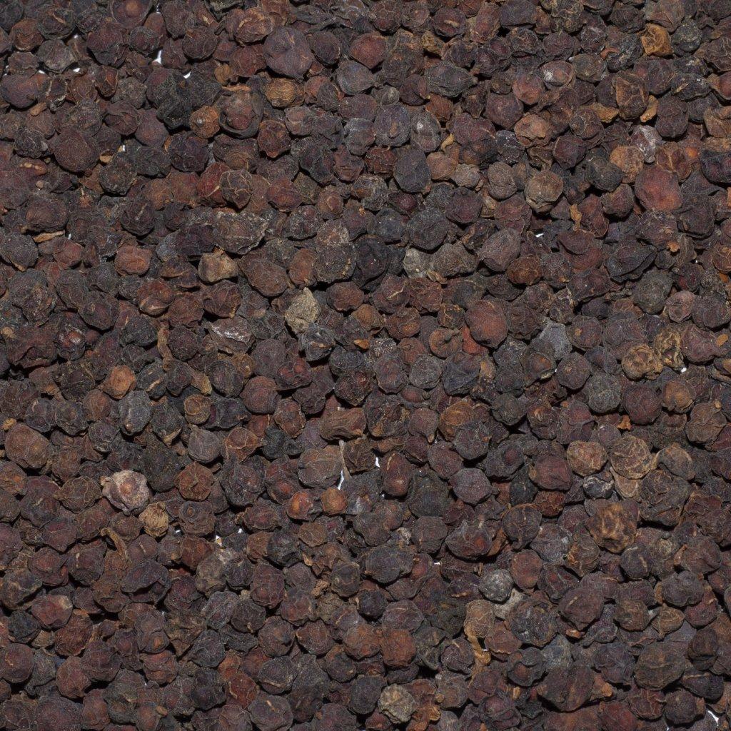 Sušená klanopraška (Schisandra chinensis) - plod - 50g