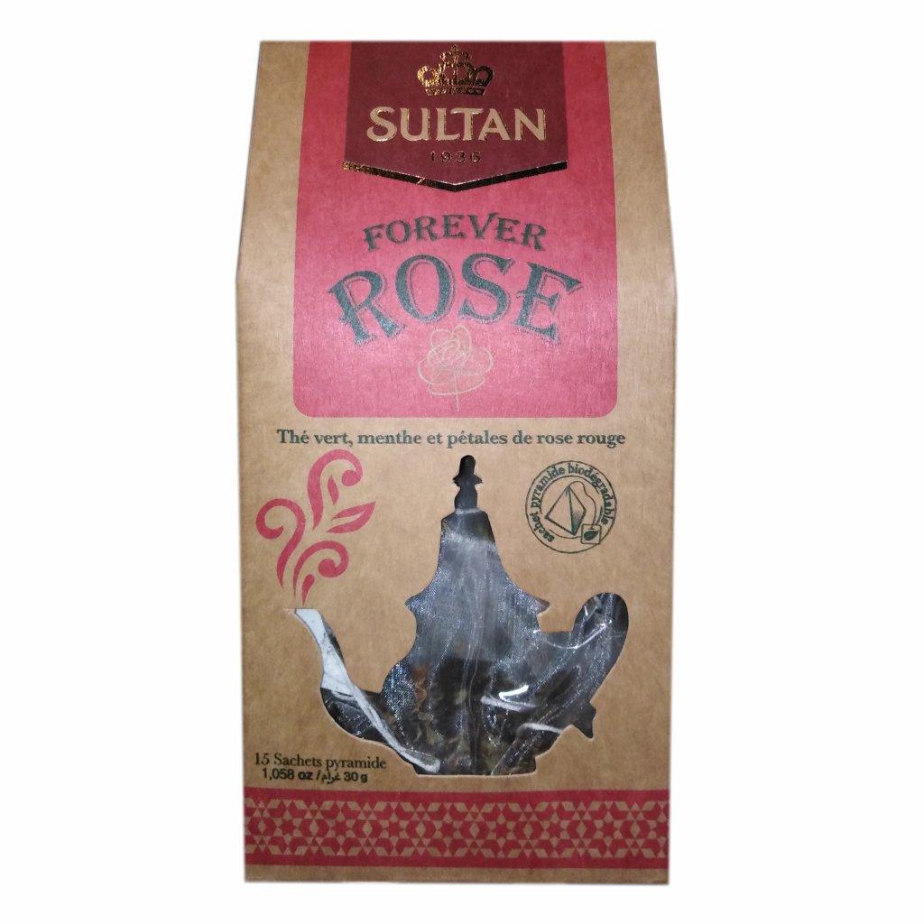 Sultan Forever Rose - 15 sáčků