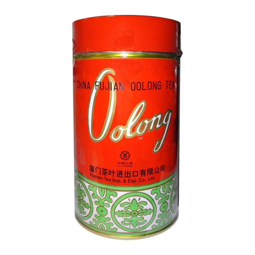 Fujian Oolong - červená plechovka 125g