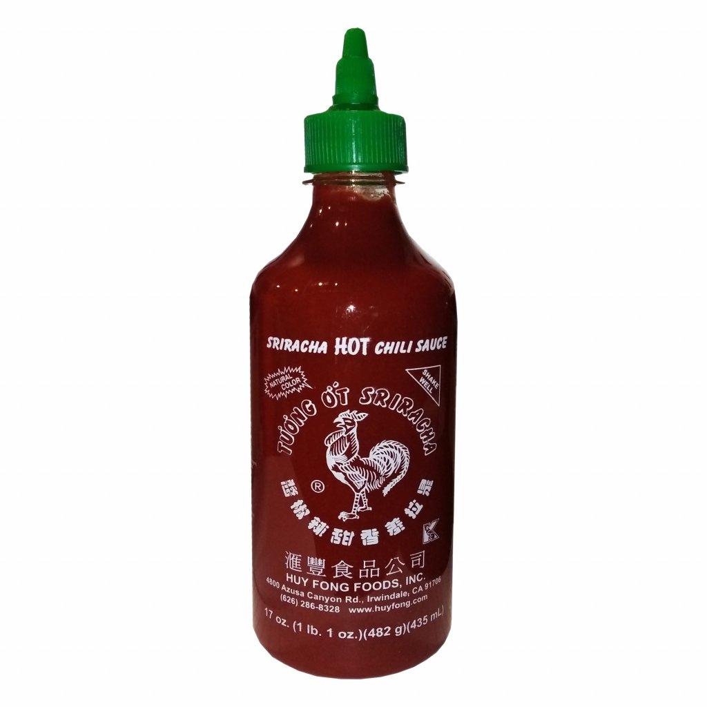 Sriracha pálivá omáčka 435ml (482g)