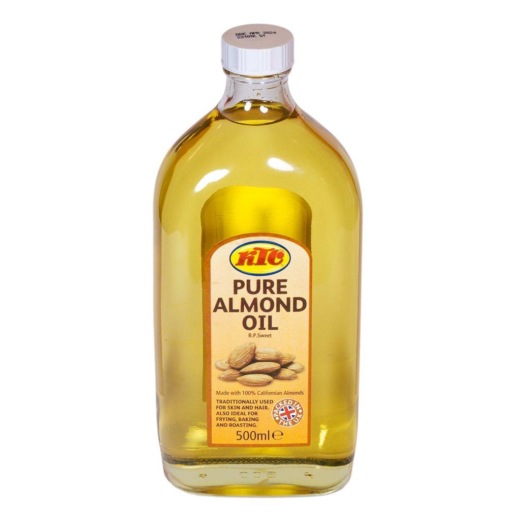 Mandlový olej 500ml