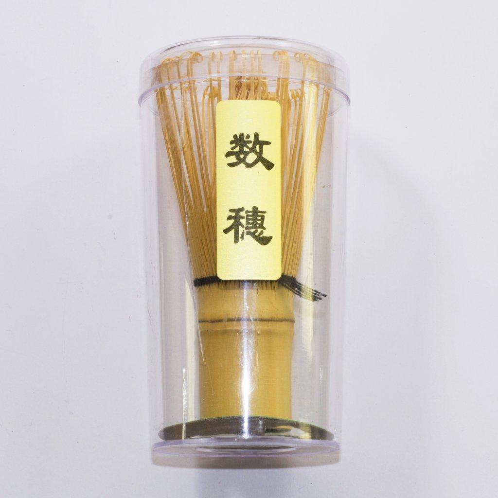 Bambusová metlička chasen - Kazuho (10,5 cm) 1ks