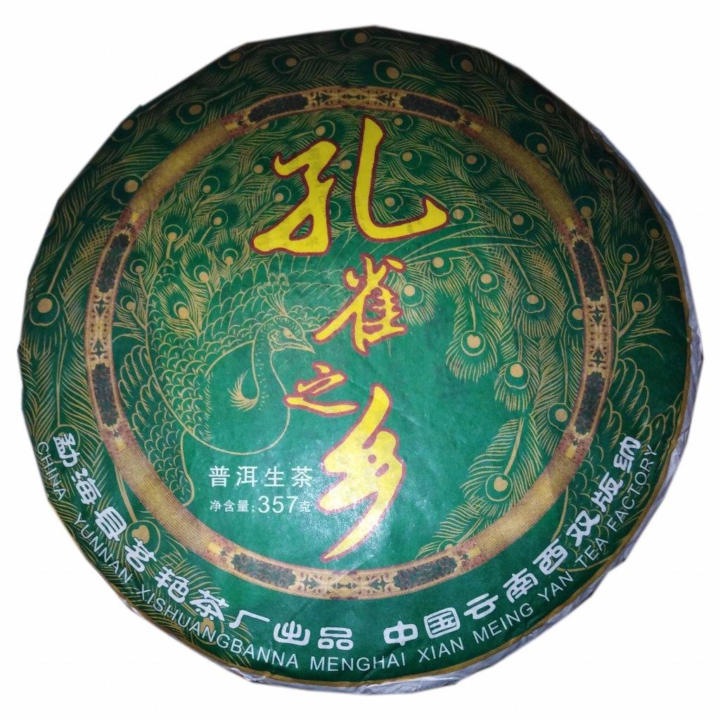 Tea Farmers Sheng Pu Erh 2015 - 340g