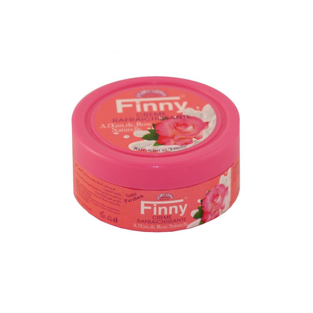 Růžový krém Finny 100ml