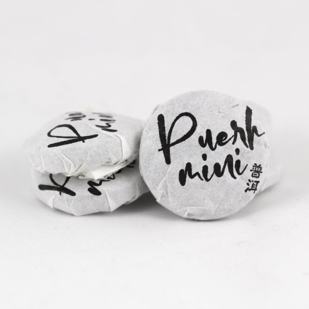 2018 Mini Pu Erh Ping Cha Shu 1ks (8g)