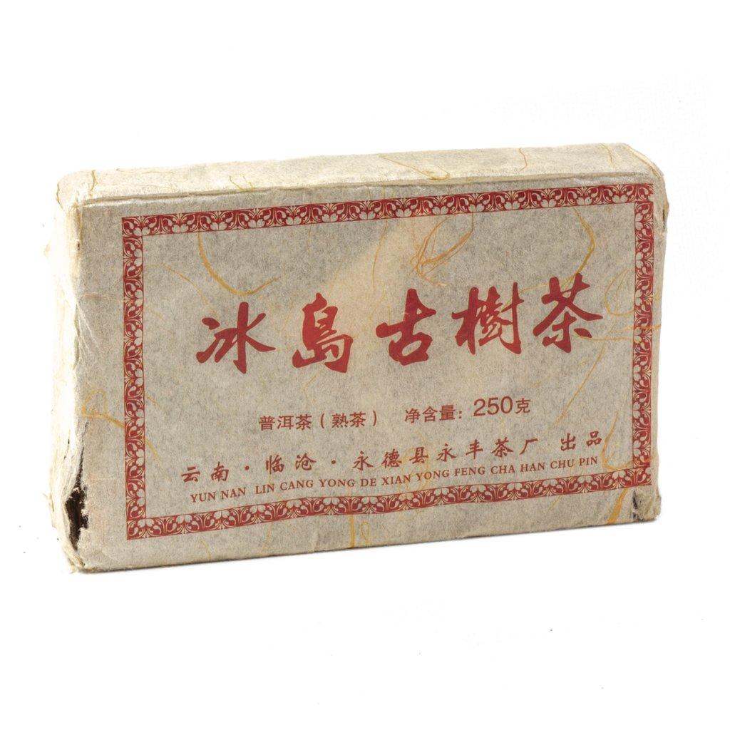 2011 Bingdao Da Ye Shu Zhuan Cha 240g