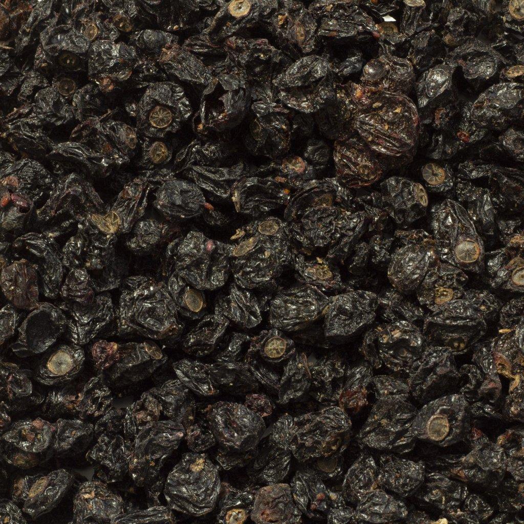 Rybíz černý - plod 100g