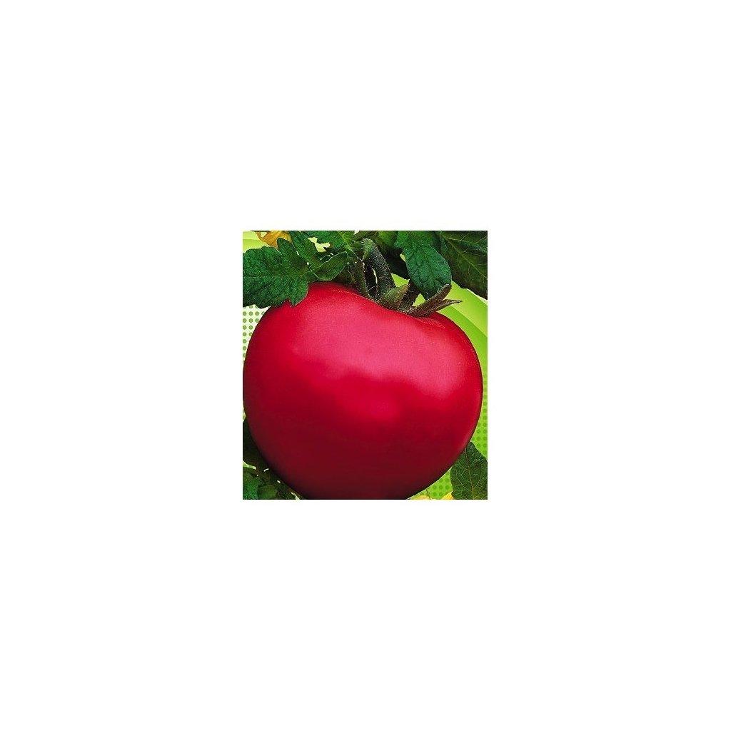 Rajče tyčkové červené Malinowy retro - semena rajčat 0,2 g, 50 ks