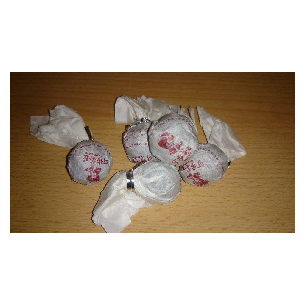 Pu Erhová koule - Šťastný Číňan 6-8 g