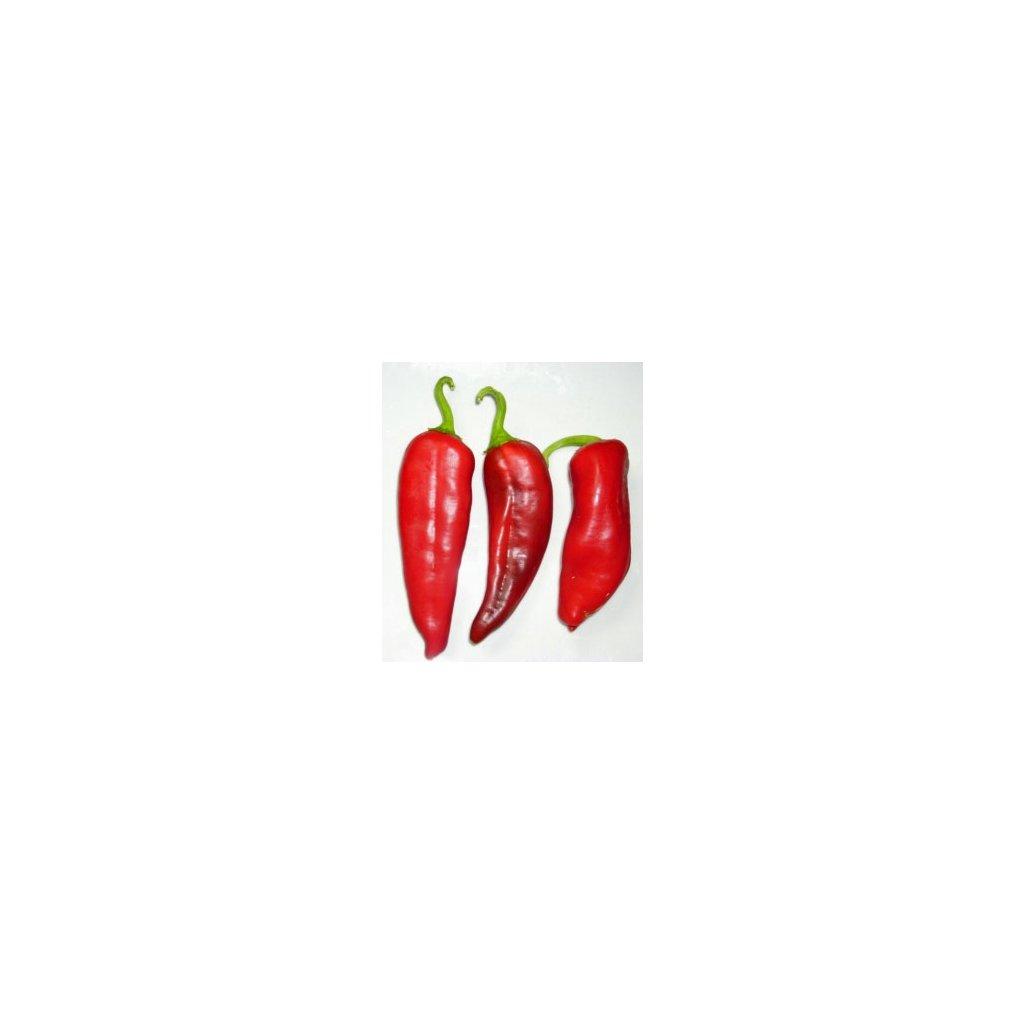 Numex Big Jim - obří chilli papričky - semena mírně pálivých chilli papriček - 10 ks