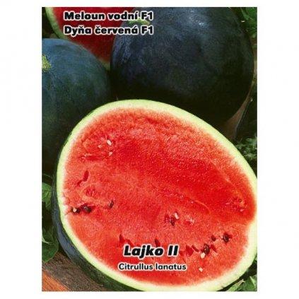 Meloun vodní F1 Lajko II - semena melounu 10 ks
