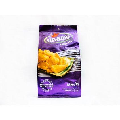 Pečené jackfruitové chipsy 210g