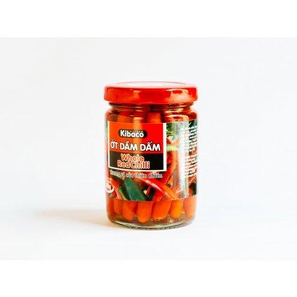 Nakládané chilli papričky Dam Giam 198g