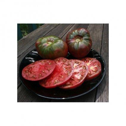 Rajče tyčkové fialové Cherokee Purple - semena rajčat 10 ks