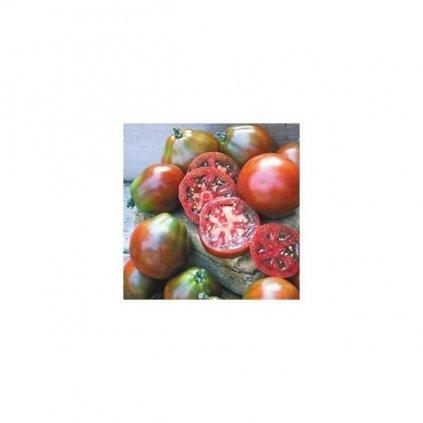 Rajče tyčkové černé Black Truffle - semena rajčat 10 ks