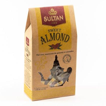 Sultan Sweet Almond - 15 sáčků