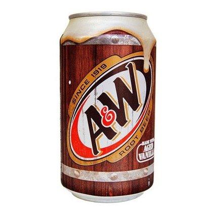 Root Beer - kořenové pivo - 355ml