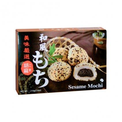 mochi sezamové