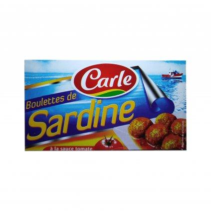 Marocké rybí kefta kuličky Carle - 125g (z toho sušiny 85g)