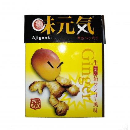 Zázvorovo mangové bonbony 60g