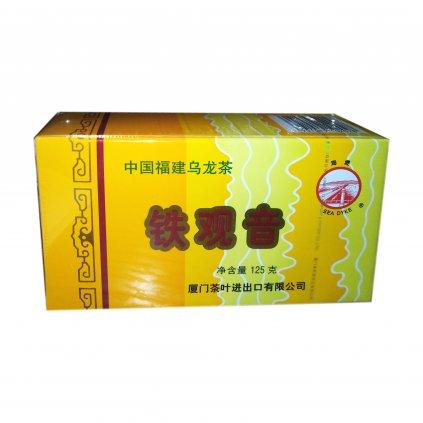 Fujian Oolong - žlutá krabička 125g