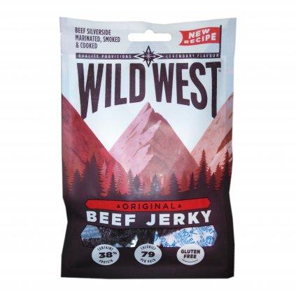 Beef Jerky Original - sušené hovězí maso 25g