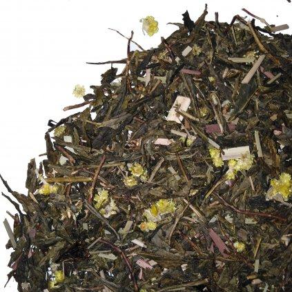 Zelený aromatizovaný čaj - Lemon 30 g