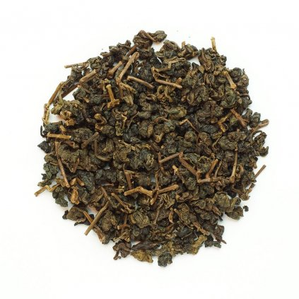 spring chingjing wuyi charcoal rosted oolong