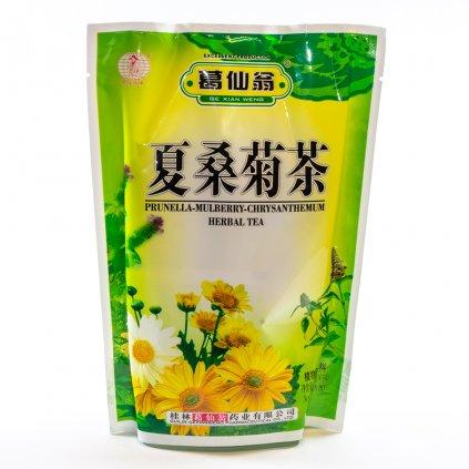 Chryzantéma - instantní čaj 180g (10x18g)