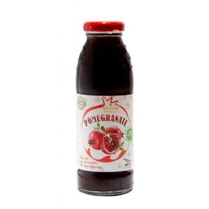 Granátové jablko 100% džus Georgian Nectar 300ml