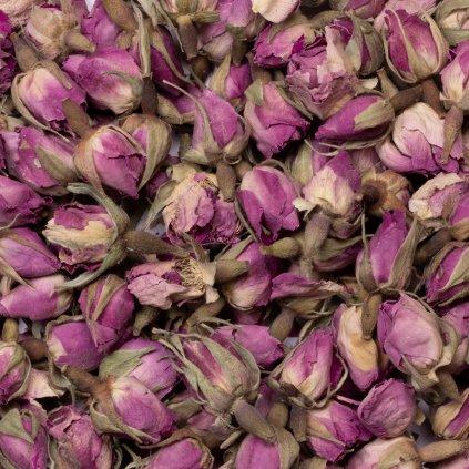 Poupatá růží světlá - 50g