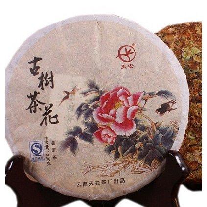 Pu Erh z čajových květů 320g