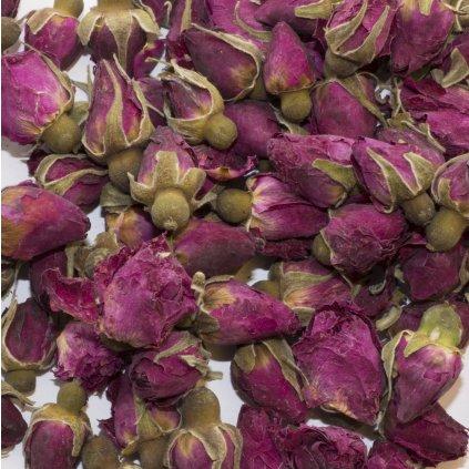 Růže (růžová poupata) 100g