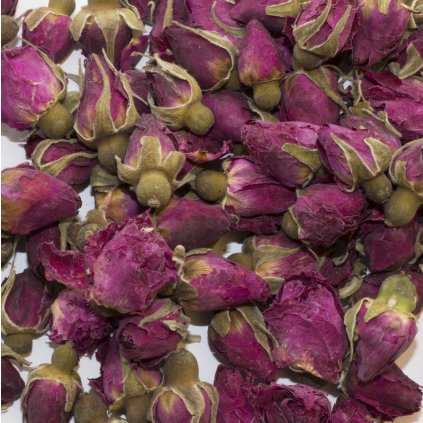 Růže (růžová poupata) čerstvá sklizeň 2021 - 100g