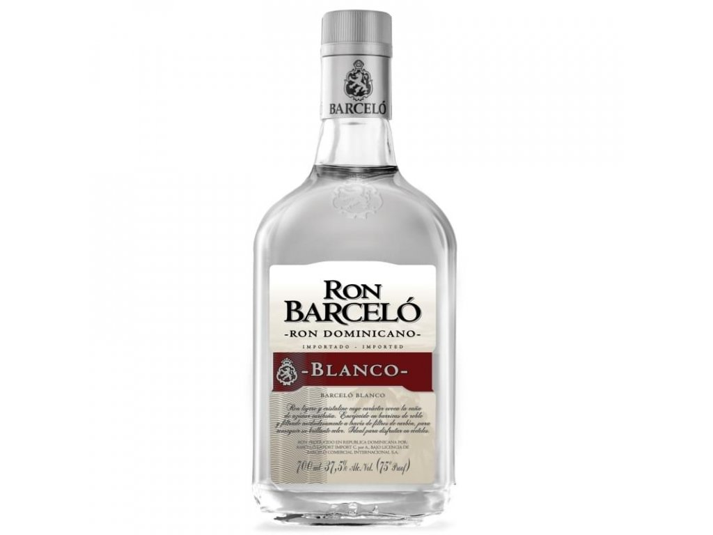 Ron Barceló Blanco 0,7l 37,5%