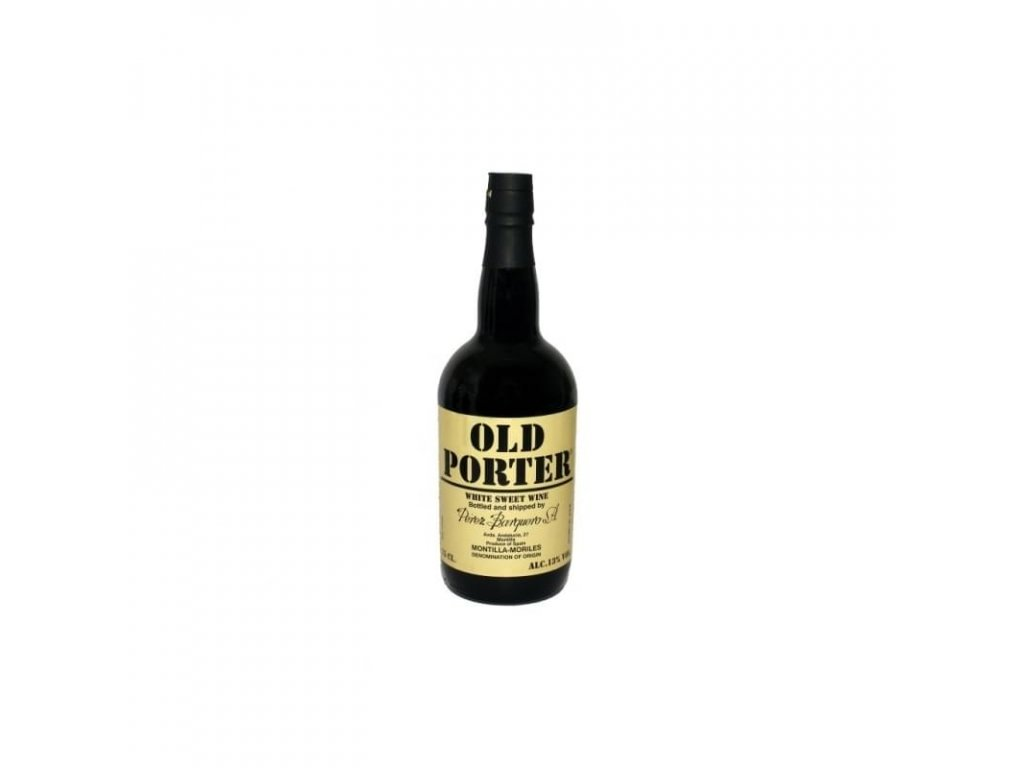 Old Porter White Sweet 0,75l
