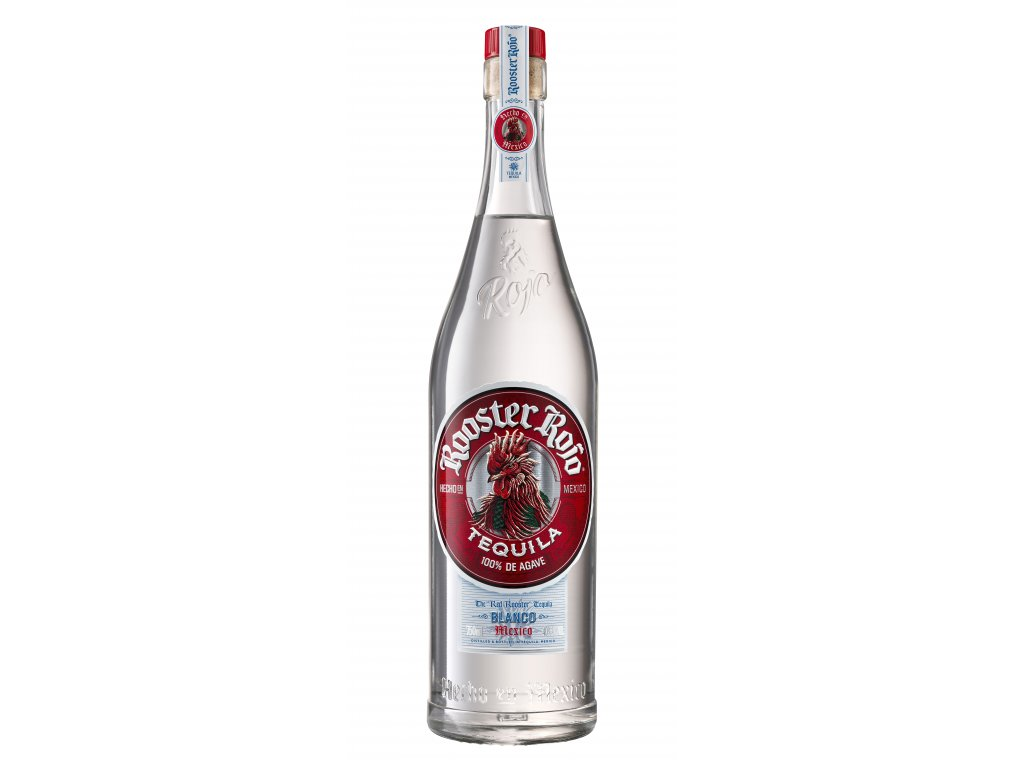 Rooster Rojo Blanco 70cl