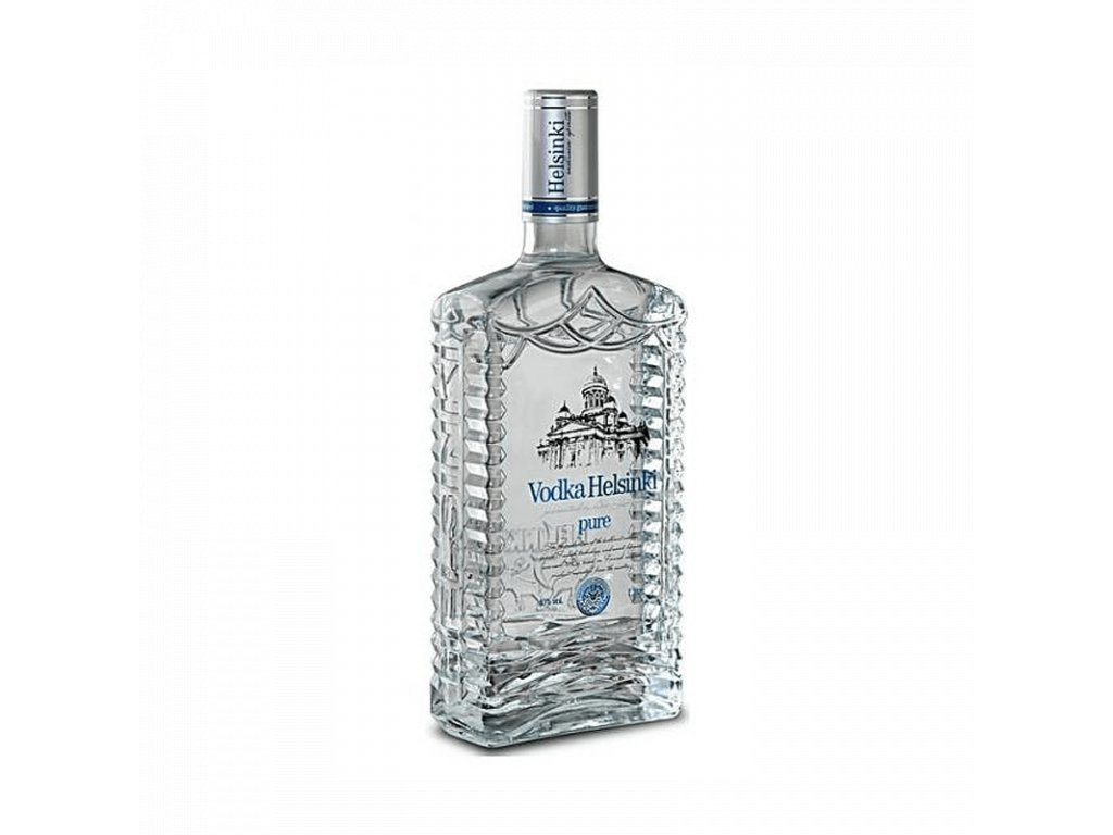 Helsinky vodka Pure 1l 40%