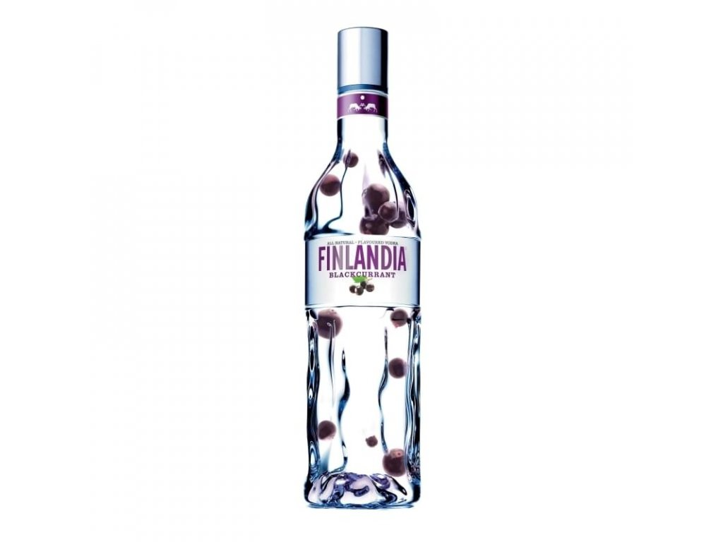 Finlandia Blackcurrant 1l 37,5%