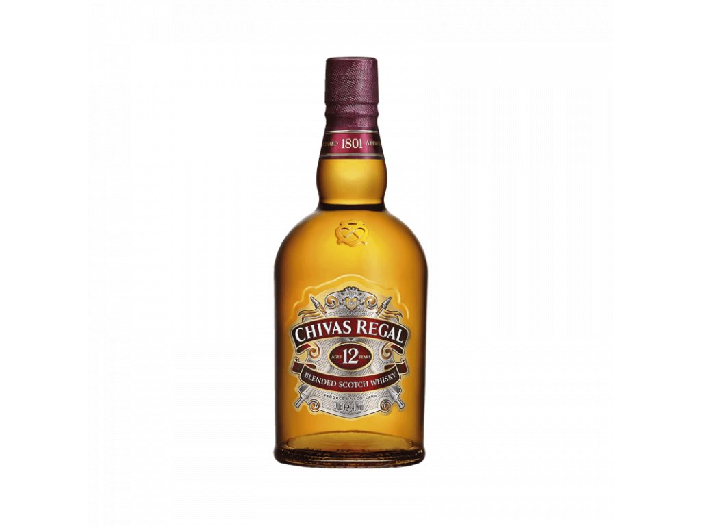 Chivas Regal 12y 1l 40%