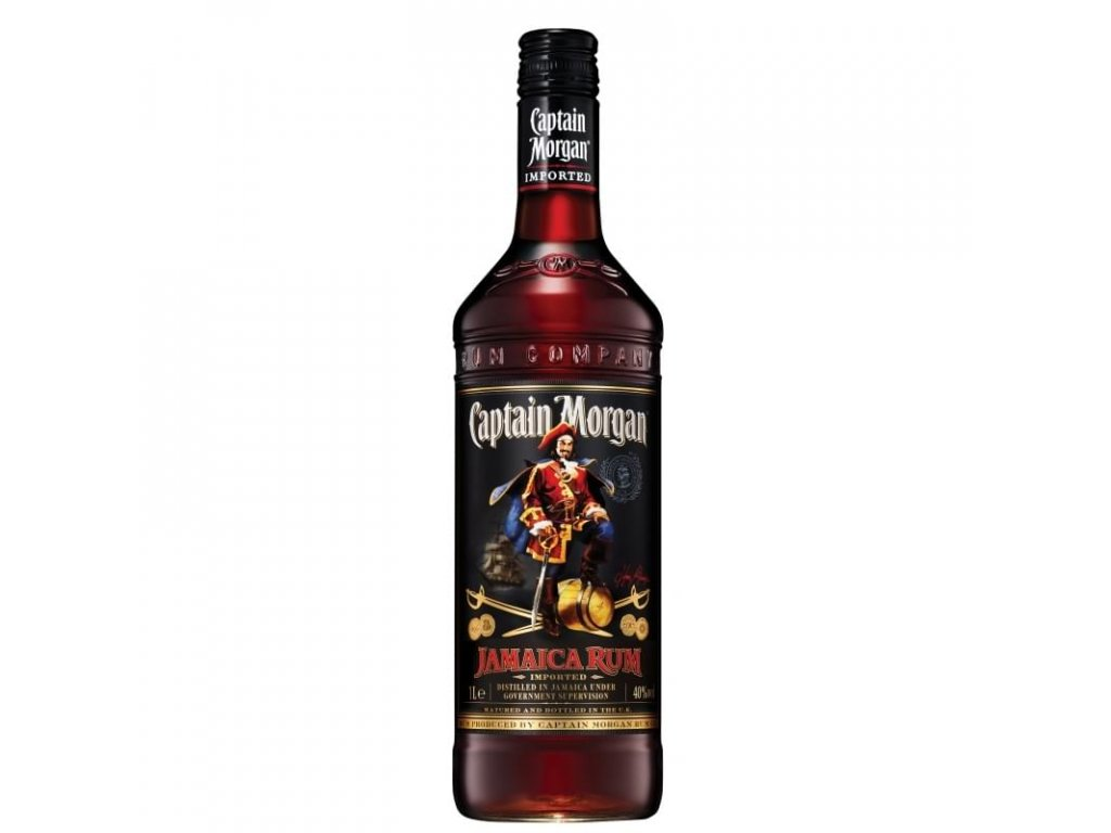 Captain Morgan Jamaica 1l 40%