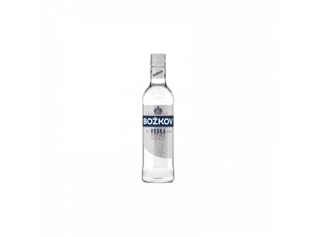 Božkov Vodka 0,5l 37,5%