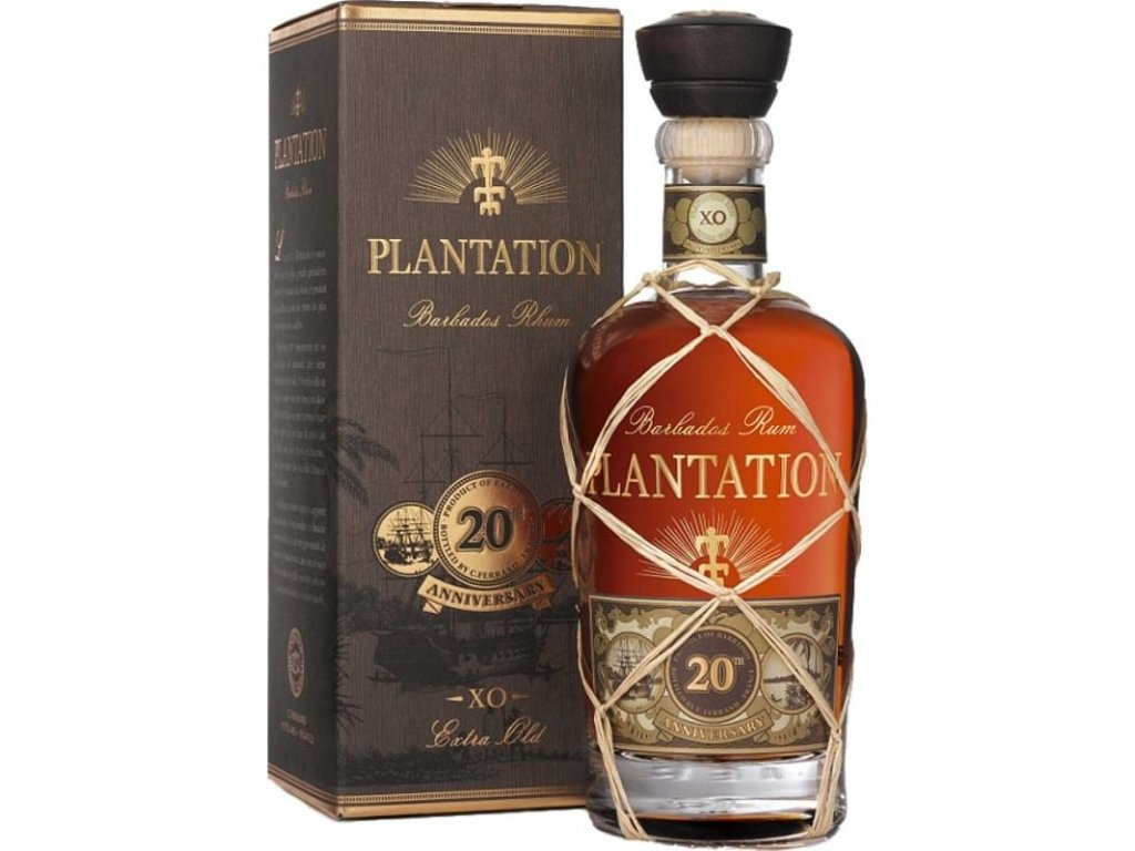 Plantation 20th Anniversary 0,7l 40%