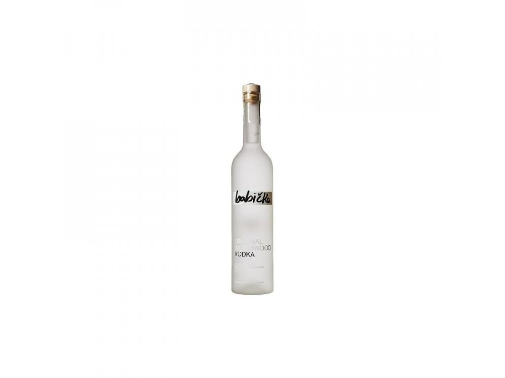 Vodka Babička 0,7l 40%